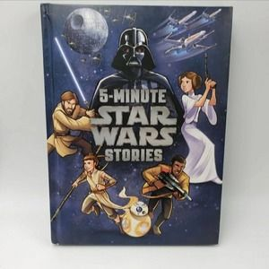 5-Minute Star Wars Stories Hardcover Book